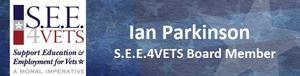 Ian Parkinson | Public Speaker