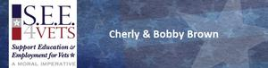 Bobby and Cheryl Brown
